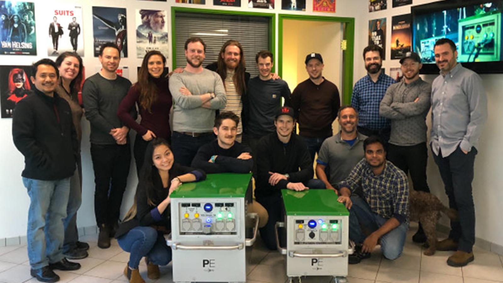 Vancouver cleantech providing life-saving battery power
